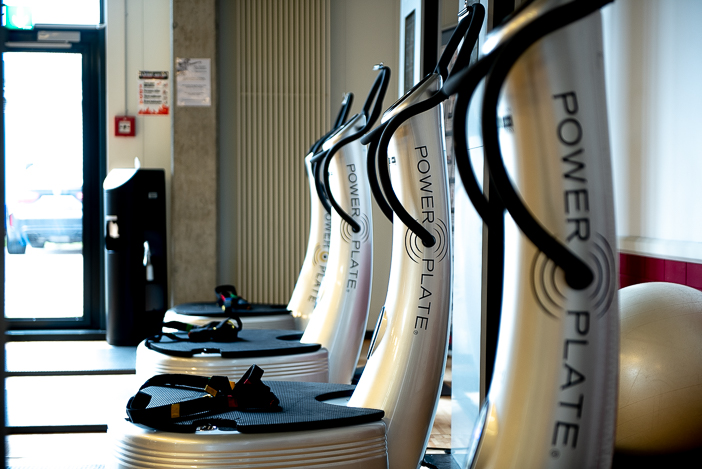 INPUT * Power Plate Training + Lounge